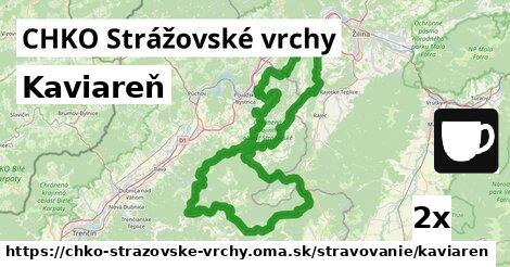 ilustračný obrázok k Kaviareň, CHKO Strážovské vrchy