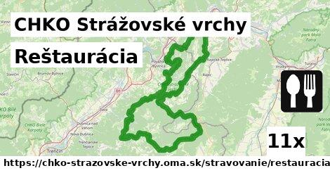 ilustračný obrázok k Reštaurácia, CHKO Strážovské vrchy