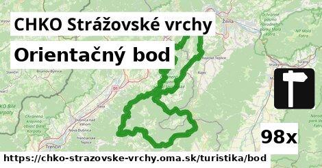 ilustračný obrázok k Orientačný bod, CHKO Strážovské vrchy