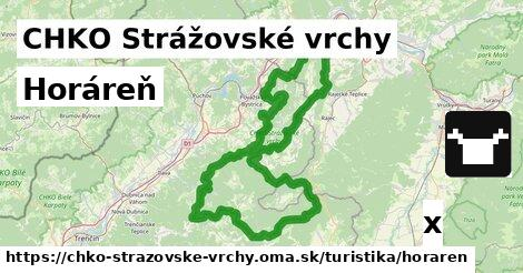 ilustračný obrázok k Horáreň, CHKO Strážovské vrchy