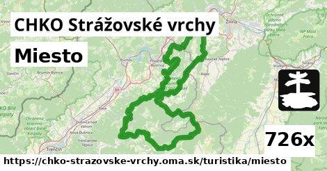 ilustračný obrázok k Miesto, CHKO Strážovské vrchy