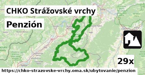 ilustračný obrázok k Penzión, CHKO Strážovské vrchy
