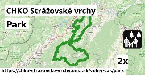 park v CHKO Strážovské vrchy
