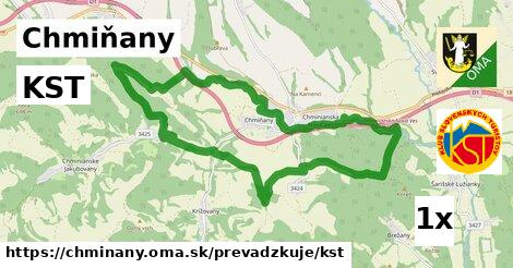 ilustračný obrázok k KST, Chmiňany