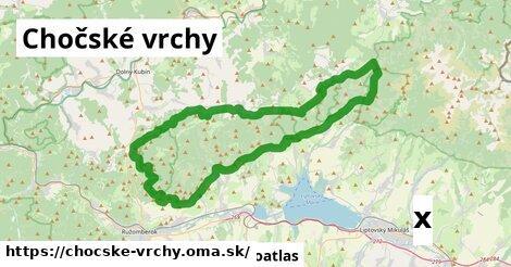 ilustračný obrázok k Vodný park, Chočské vrchy