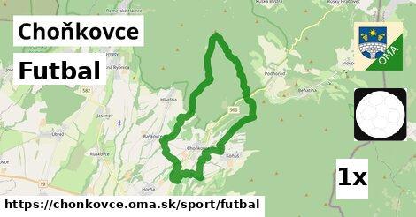 ilustračný obrázok k Futbal, Choňkovce