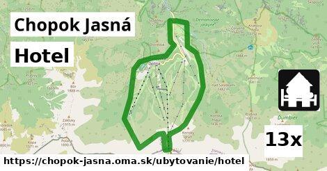 ilustračný obrázok k Hotel, Chopok Jasná