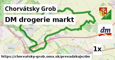 DM drogerie markt v Chorvátsky Grob