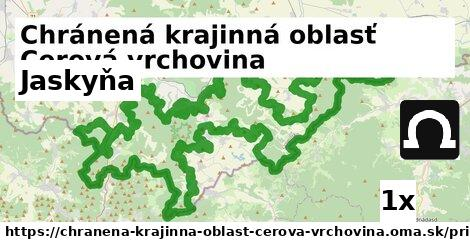 jaskyňa v Chránená krajinná oblasť Cerová vrchovina