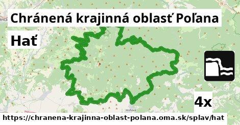 hať v Chránená krajinná oblasť Poľana