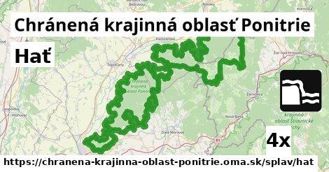 hať v Chránená krajinná oblasť Ponitrie