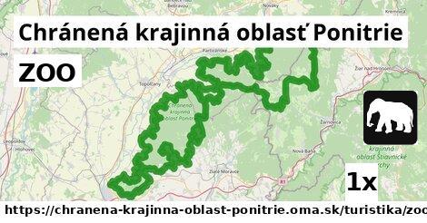 ZOO v Chránená krajinná oblasť Ponitrie