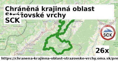 ilustračný obrázok k SCK, Chráněná krajinná oblast Strážovské vrchy