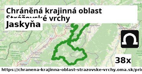 jaskyňa v Chráněná krajinná oblast Strážovské vrchy