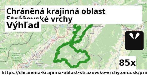 ilustračný obrázok k Výhľad, Chráněná krajinná oblast Strážovské vrchy