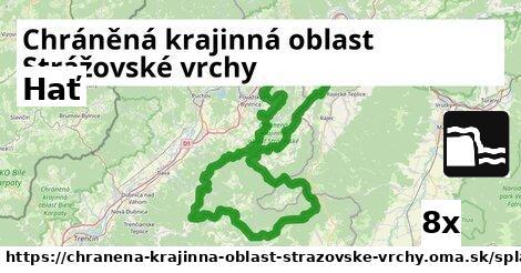 hať v Chráněná krajinná oblast Strážovské vrchy