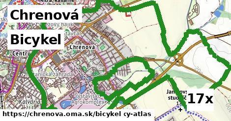 bicykel v Chrenová