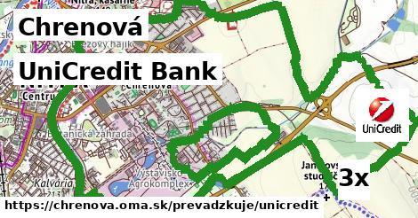 UniCredit Bank v Chrenová