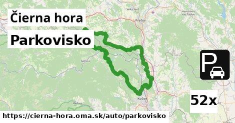 ilustračný obrázok k Parkovisko, Čierna hora