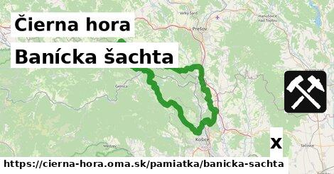 ilustračný obrázok k Banícka šachta, Čierna hora