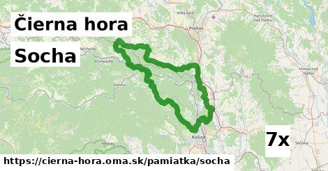 ilustračný obrázok k Socha, Čierna hora