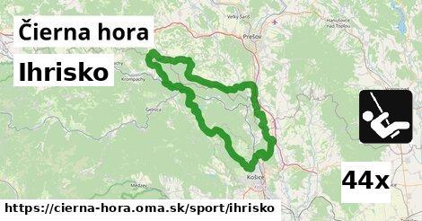 ilustračný obrázok k Ihrisko, Čierna hora
