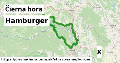 ilustračný obrázok k Hamburger, Čierna hora
