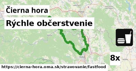 ilustračný obrázok k Rýchle občerstvenie, Čierna hora