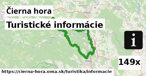 ilustračný obrázok k Turistické informácie, Čierna hora