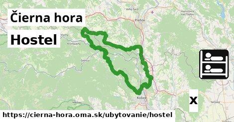 ilustračný obrázok k Hostel, Čierna hora