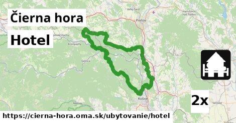 ilustračný obrázok k Hotel, Čierna hora