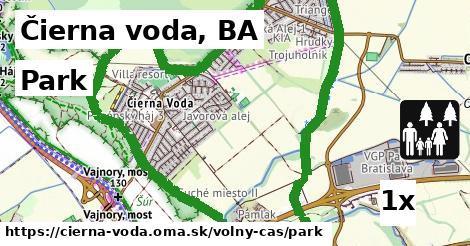 ilustračný obrázok k Park, Čierna voda, BA