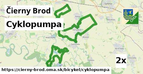 ilustračný obrázok k Cyklopumpa, Čierny Brod