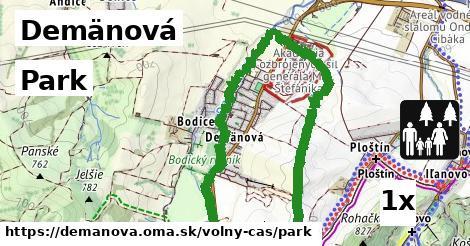 park v Demänová