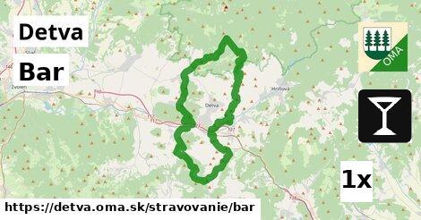Bar, Detva