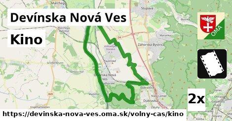 kino v Devínska Nová Ves