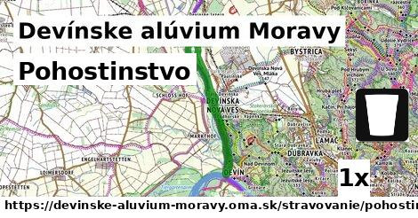 ilustračný obrázok k Pohostinstvo, Devínske alúvium Moravy