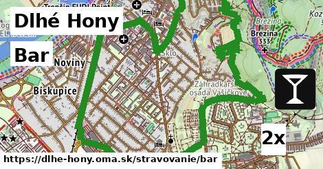 bar v Dlhé Hony