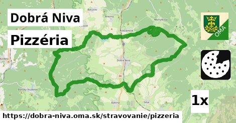 ilustračný obrázok k Pizzéria, Dobrá Niva