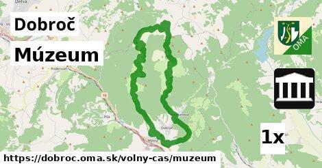 múzeum v Dobroč