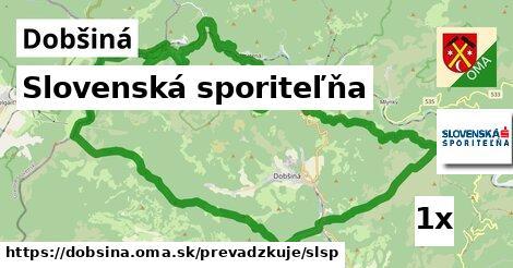 ilustračný obrázok k Slovenská sporiteľňa, Dobšiná