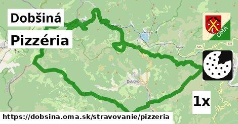 ilustračný obrázok k Pizzéria, Dobšiná