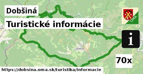 turistické informácie v Dobšiná