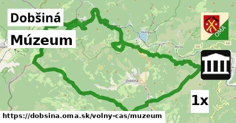 múzeum v Dobšiná