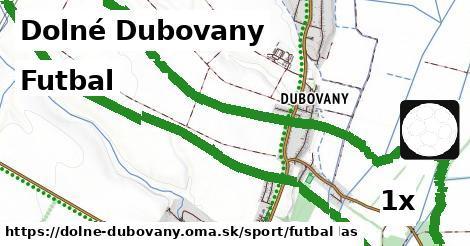 futbal v Dolné Dubovany