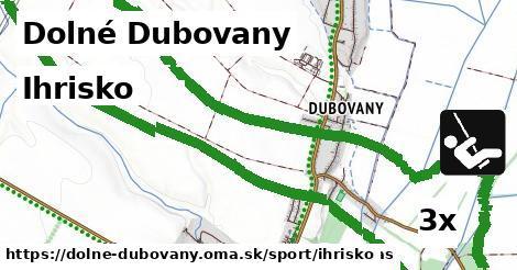 ihrisko v Dolné Dubovany
