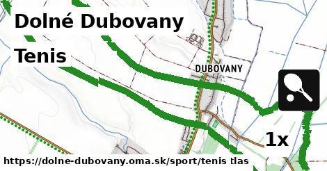 tenis v Dolné Dubovany