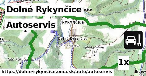 ilustračný obrázok k Autoservis, Dolné Rykynčice
