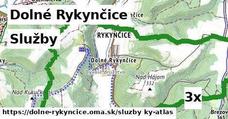 služby v Dolné Rykynčice