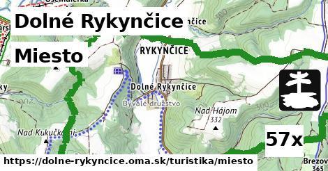 ilustračný obrázok k Miesto, Dolné Rykynčice